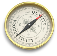 Quality & Productivity Clock
